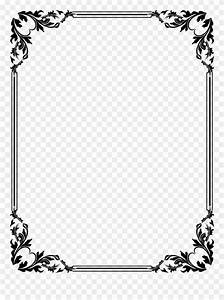 Boarder, Clipart, Black, And, White, Boarder, Black, And, White, Transparent, Free, For, Download, On