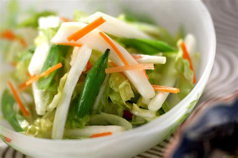 白菜 の サラダ