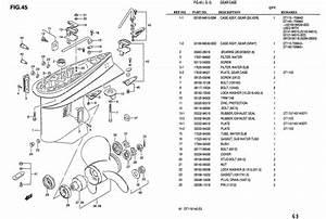 1986 Suzuki Dt 140 Cooling Problem  Page  1