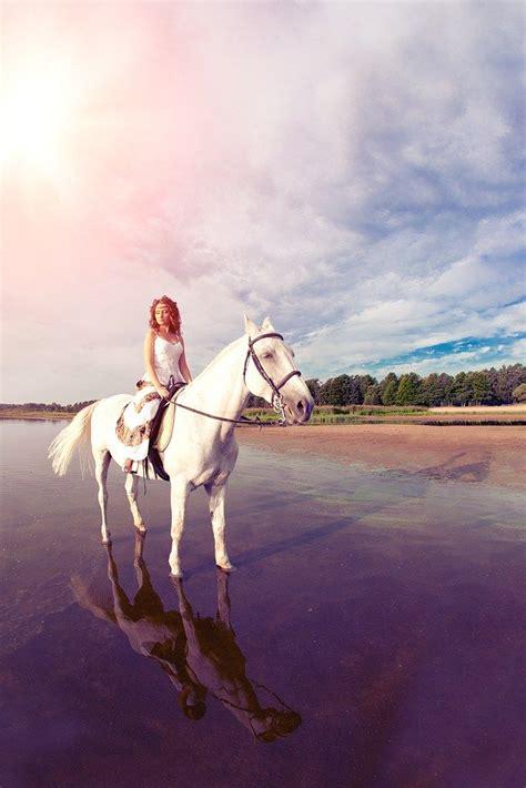 horseback woman riding george boots cavallo horse places pa lake donna hideawaylakegeorge av miramisska rider ung kvinna haest cavaliere cowboy