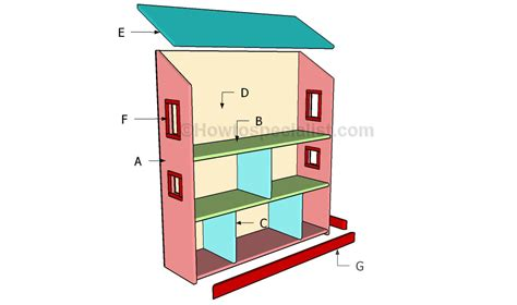 How To Build A Dollhouse Bookcase by How To Build A Dollhouse Bookcase Howtospecialist How