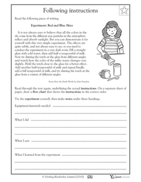 12 best images of editing worksheets 3rd grade 5th grade