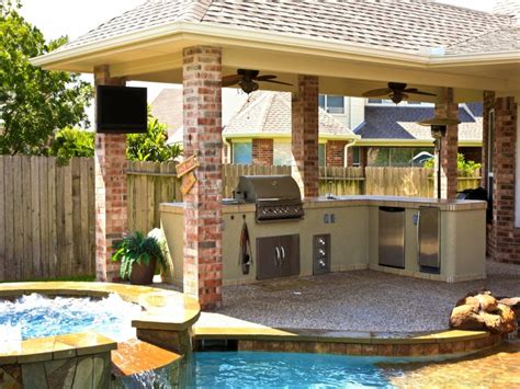 House Patio Designs by Grill Outdoor Outdoor Kitchen Roof Design Ideas Rustic