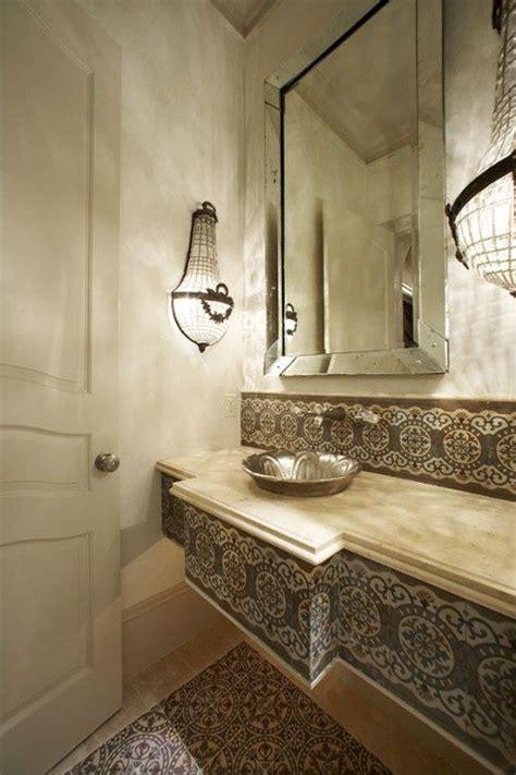 Modern Moroccan Bathroom Design by Eastern Luxury 48 Inspiring Moroccan Bathroom Design