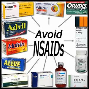 Diagram Of Nsaids