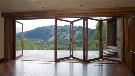 Glass Patio Doors by Patio Folding Doors Sliding Glass Patio Doors Exterior