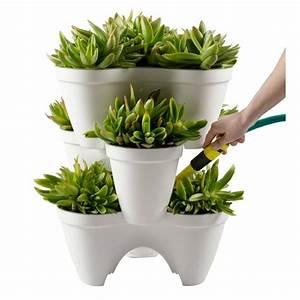 Grand Pot Plante : grand pot ext rieur un accessoire pour votre terrasse design ~ Premium-room.com Idées de Décoration