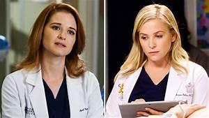 'Grey's Anatomy': Jessica Capshaw, Sarah Drew to Exit ...