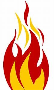Flame Outline - ClipArt Best