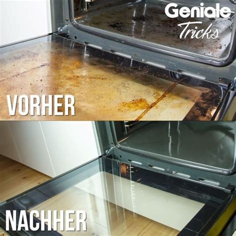 Geniale Tricks Backofen Reinigen by Gt Gt Ofen Reinigen