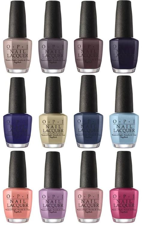 opi new colors best 25 fall nail colors ideas on fall nail