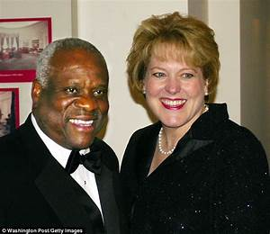 Supreme Court Justice Clarence Thomas' ex-girlfriend makes ...