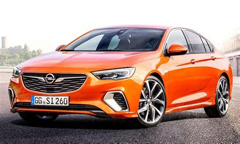 Opel Corsa Gsi 2020 by Opel Insignia Gsi 2017 Preis Motor Autozeitung De