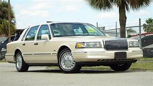 Curbside Classic  1997 Lincoln Town Car Executive Series And Friends  U2013 Landau Anyone