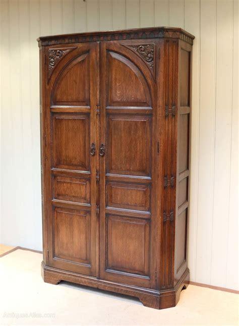 Wardrobe Cupboard by Oak Cupboard Wardrobe Antiques Atlas