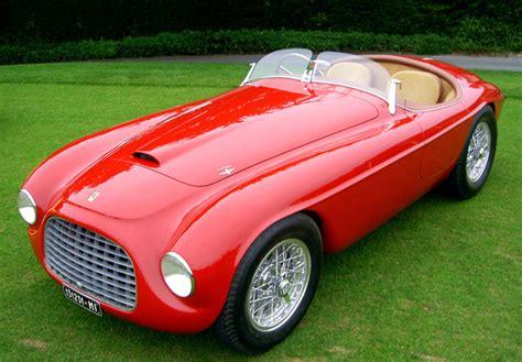 Ferrari 166 MM Touring Barchetta 1948–50 photos