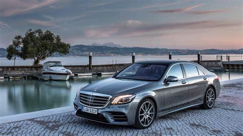 Marcedes Benz S Class :  The Automotive Benchmark