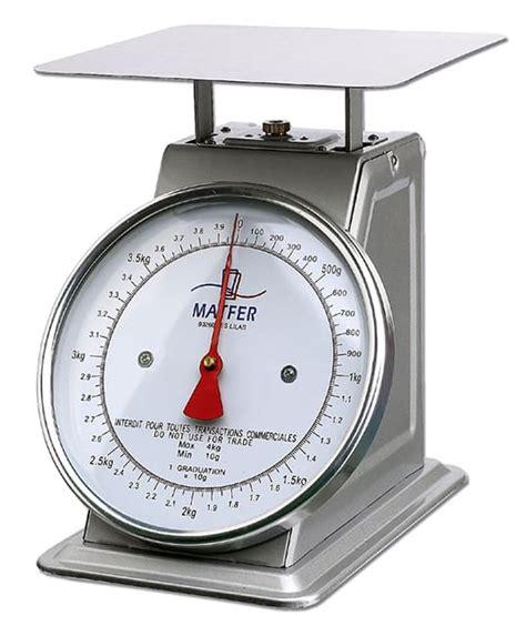 mechanical scale 50 kg 200 g meilleurduchef com