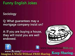 Latest Funny English Jokes | Free SMS Collection Online