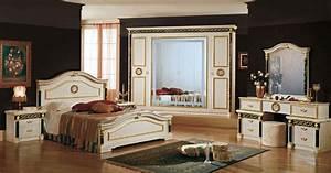 Meuble Chambre Pas Cher : chambre versace nkl meuble wassa et deco ~ Dode.kayakingforconservation.com Idées de Décoration