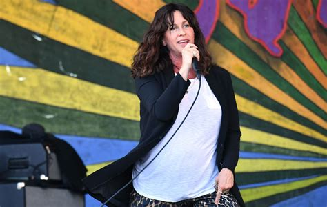 Alanis Morissette never wanted 'Ironic' on 'Jagged Little ...