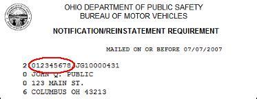 toledo ohio drivers license template ohio bureau of motor vehicles reinstatement impremedia net