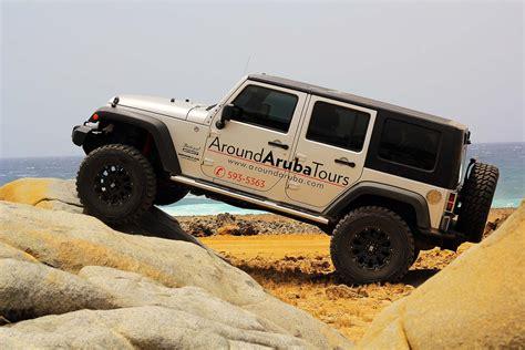 Private Jeep Tours Aruba
