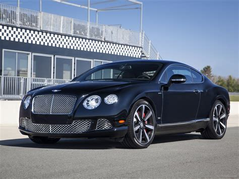 bentley continental gt w12 le mans edition 2014 exotic car