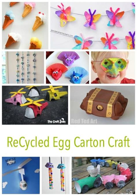 30 recycled egg crafts for to enjoy such 653 | 17c6298d0d4c20e08b00abd4f1e52f87