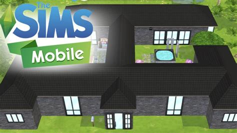 sims mobile massive house speed buildremodel