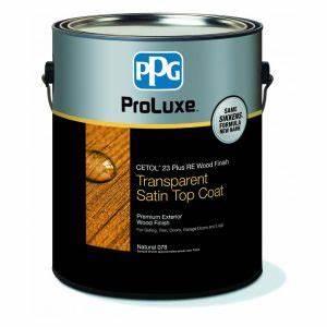 Sikkens Proluxe Cetol 23 Top Coat Re 1 Gallon Pail Buy