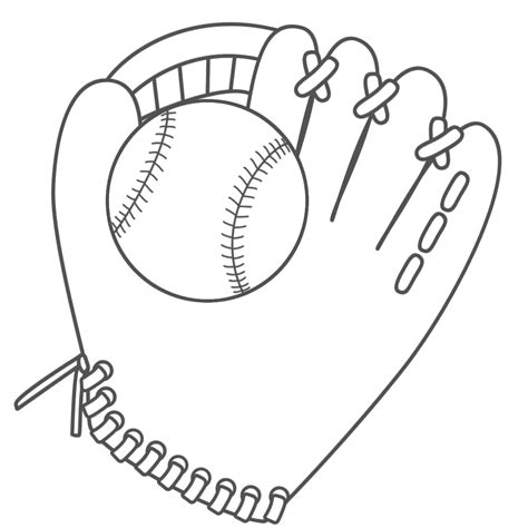 Baseball Glove Drawing Clipart Best Baseball Bat And Glove Drawing Clipart Best