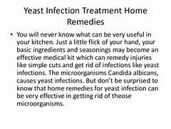 Home Remedies For Yeast Infection Causes Symptoms  Vaginal Yeast Infection Home Remedies