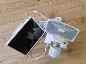 Solar Außenleuchte Mit Bewegungsmelder : brennenstuhl sol80 plus solar led strahler im test ~ Orissabook.com Haus und Dekorationen