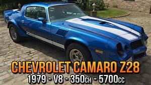 Chevrolet Camaro Z28  1979  - V8 - 5700cc