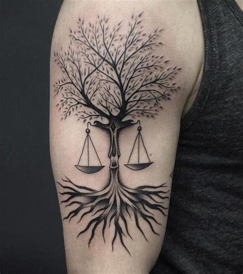 top  libra tattoo designs