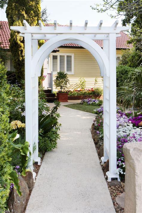front yard arbor 31 backyard arbor designs and ideas