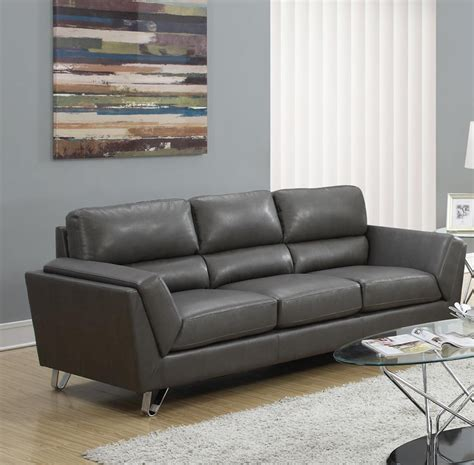 Couches For Sale by 2018 Charcoal Grey Leather Sofas Sofa Ideas
