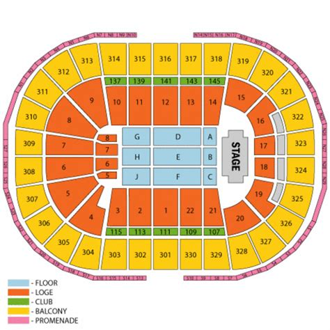 boston s td garden packing the concert schedule tba - Td Garden Concert Seating
