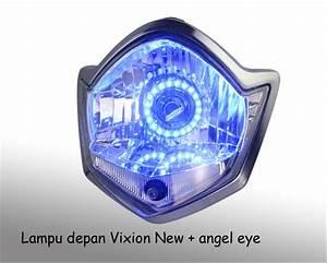 Jual Lampu Depan Vixion   Angel Eye Di Lapak Gma Product