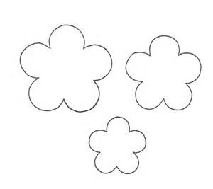 Paper Flower Cut Out Templates