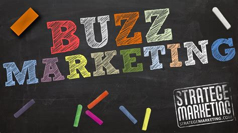 Buzz Marketing buzz marketing