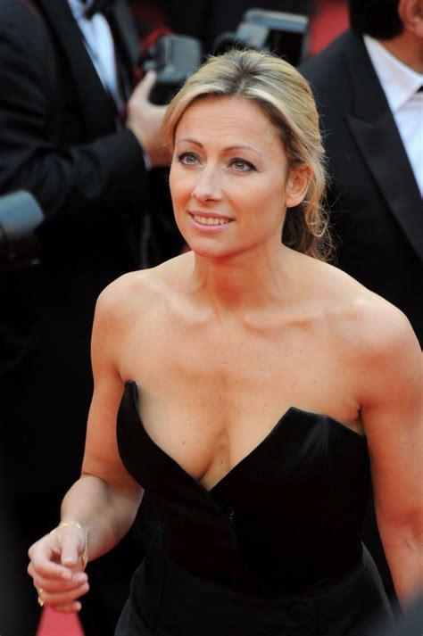 Anne Sophie Lapix Nue Dans Festival De Cannes Softcore