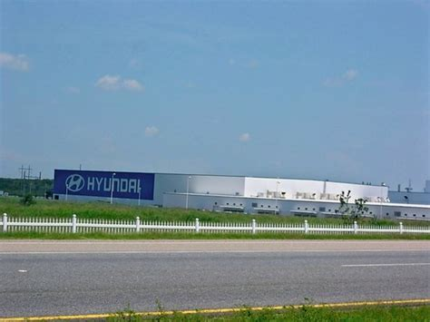 Hyundai Plant Montgomery by Hyundai Motor Manufacturing Factory Tour Montgomery Al