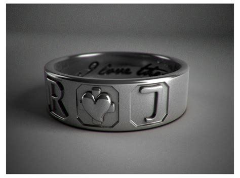 romeo and juliet wedding ring replica from much needed merch