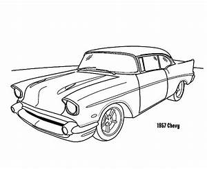 chevy c10 drawing at getdrawingscom free for personal With 1956 chevy bel air