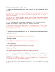 gas theory and calculations worksheet solutions ch301 worksheet 8gases answer key 1 what