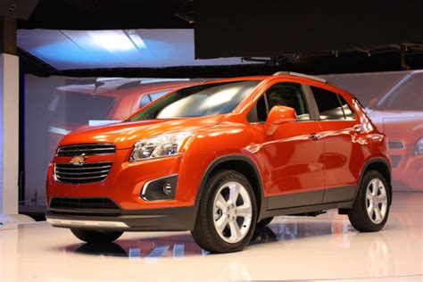 Chevrolet Suv 2015 by 2015 Chevrolet Chevy Trax Compact Suv Will Be Available At