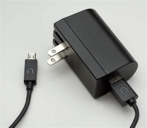 nook color charging cable genuine barnes noble nook color charger ac adapter lit