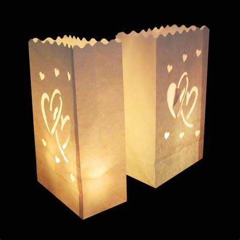 lottea light paper lantern candle holder bag